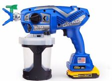 Graco Ultra Cordless Airless Handheld Paint Sprayer-17M363 & 1-Free FFT308 Tip
