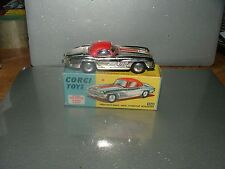 Corgi Toys No. 304s, Mercedes-Benz 300SL Hardtop Roadster,V/GOOD & VN/MINT BOX