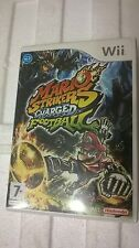 WII NINTENDO WII PAL MARIO STRIKERS CHARGED FOOTBALL LOOK PHOTO