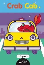 Flip-A-Word: Crab Cab-ExLibrary