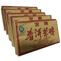 Black tea 100g pu'er tea Brick puerh Tea Chinese yunnan Ripe puer tea Premium