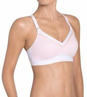 Triumph Women/'s bra white solid molded cup 34-36-38 C-D-E-F-G NEW Underwire