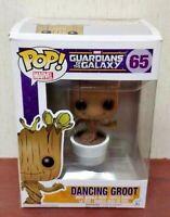 NEW -  Marvel Guardians of The Galaxy Dancing Groot Funko POP! Vinyl Figure 65
