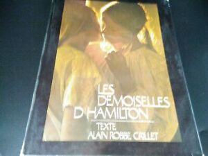 Buch. David Hamilton. Les Demoisrlles. Texte alain Robbe - Grillet