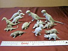 Vinatge Plastic Dinosaur Toys