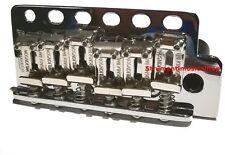 Ponte Wilkinson per Stratocaster 6 Viti Vintage Tremolo Vibrato con accessori