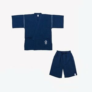 Tokyo 2020 Olympic Men's Summertime Casual Wear (NAVY, M) Limited Edition