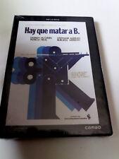 """DVD """"HAY QUE MATAR A B."""" PRECINTADO SEALED JOSE LUIS BORAU DARREN McGAVIN PATRIC"""