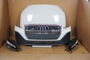 Audi Q2 81A Restyling 40 TFSI Elemento Frontale Fronte Cofano Paraurti Matrix