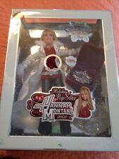 Hannah Montana Holiday Pop Star 2008 Silver Edition MIB Miley Cyrus Barbie Doll