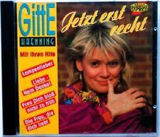 Gitte (Haenning)   CD   Jetzt erst recht (compilation, 12 tracks, BMG/AE)