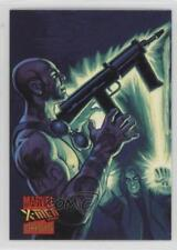 1997 Comic Images/Fleer X-Men 2099: Oasis #22 A Shock to the System Card 1k3
