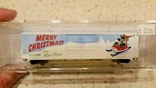 MTL Micro Trains Micro Mouse Holiday Car Bonus 2009 Box Car 10200100