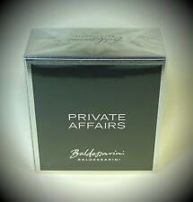 Baldessarini Private Affairs Eau de Toilette ( EdT ) 90 ml Spray
