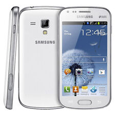 Original Samsung Galaxy S Duos GT-S7562 4GB d'usin  Android Smartphone Débloqué