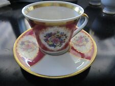 RUDOLF WACHTER (RW), Bavaria - SIGNED !! GERMANY. Coffee cup and saucer[*16]