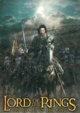 Lord Of The Rings Return Of The King Complete Trading Card Base Set