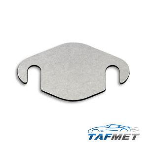 91B. AGR Verschlussplatte Blinddichtung für VW Audi Seat Skoda 1.6 2.0 TDI CR 2