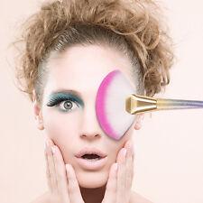 Professional Fan Makeup Brush Face Powder Cheek Blush Highlighter Bronzer