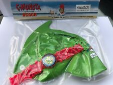 Swatch C-Monsta On the Beach SDZ101PACK Limited Edition Sealed