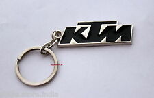 KTM Heavy Metal Black KeyChain for Bike RC DUKE 390 200