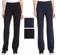 Ladies Ex M&S JOGGERS Cotton Yoga Gym Casual Fitness Pants Lounge Bottoms Size