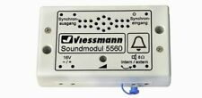 Viessmann 5560 Soundmodul Kirchenglocken H0