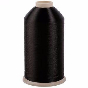 Aurifil Monofilament Invisible Nylon Thread Smoke 16400 yard cone