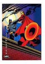Skybox 1994 Batman Saga of the Dark Knight Base Card #87 Anarchy / Law
