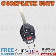 Keyless Entry Remote for 2011 2012 2013 2014 Subaru Legacy Car Key Fob Control