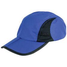 Highlander Trekker Transpirable Gorra Béisbol RIP-STOP Azul