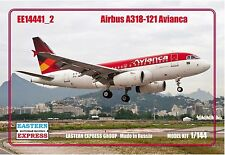 Eastern Express 1/144 Airliner A318-121 Avianca Airlines EE14441_2