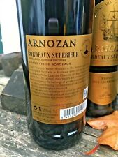 AlIes paßt! 6 x0,75I ARNOZAN Bordeaux Superieur 20l4 Grand Vin de Bordeaux🇫🇷