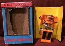 1980's Vintage Mr. MachineRobo Robot Car with Box