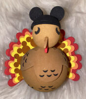 🦃NEW Disney Antenna Topper Thanksgiving Turkey CUTE 🍂