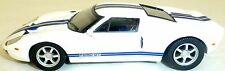 Ford GT40 Coche deportivo PKW blanco 006 NUEVO 1:43 µ