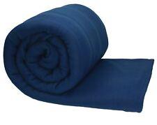 Betz XXL JUMBO Fleecedecke Farbe: dunkelblau Größe: 220 x 240 cm