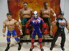 Hulk Hogan TNA impact Jakks Legends deluxe Wrestling Figure lot WWF WWE NJPW
