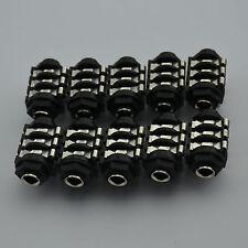 """10PCS 6.35mm(1/4"""") Female Stereo Jack Socket Panel PCB Welding,2013"""