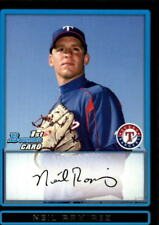 2009 Bowman Baseball Prospects #BP20 Neil Ramirez