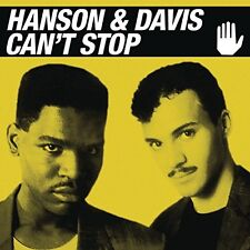 Hanson And Davis - Cant Stop [CD]