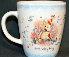 NEWTON'S LAW/GUND - BIRTHDAY BOY  mug - EUC