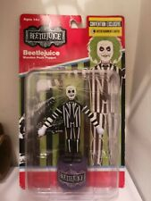 Beetlejuice Convention Exclusive Limited Edition Wooden Push Puppet 393 of 900