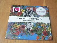 Wati Watia Zorey Band : Zanz In Lanfèr - Moriarty - CD Air Rytmo NEW 2016