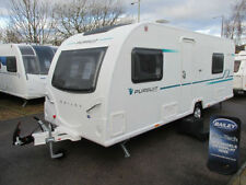 Bailey Caravans 4 Sleeping Capacity