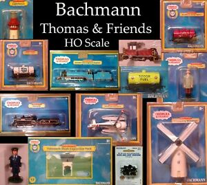 FREE SHIPPING - Bachmann - Thomas & Friends - HO scale - Choose Your Items