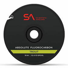 3M Scientific Anglers Premium Fluorocarbon Tippet Line 5X