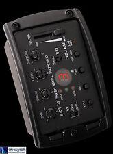 ARTEC LEQ Looping acoustic guitar preamp kit pick-up + PP607 piezo loop station
