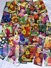 £ 5 pour mystère graines-un lot de mixte fleurs & légumes graines - 7 paquets