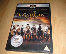 The Magnificent Seven (DVD 2001)